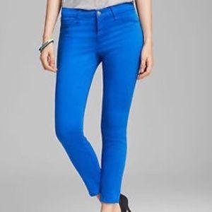 J Brand Super Skinny Breakwater Jeans